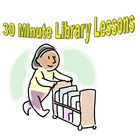 30 Minute Library Lessons:  Authors Last Name