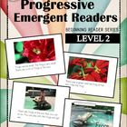 30 Progressive Emergent Readers, Beginning Reader Series, Level 2