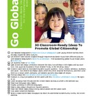 30 Quick and Easy Global Awareness Ideas for Elementary Cl