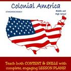 3101 Colonial America COMPLETE UNIT