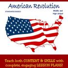 3102 American Revolution - COMPLETE UNIT