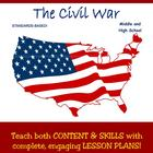 3105 The Civil War - COMPLETE UNIT