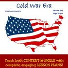 3114 U.S. History Cold War Era - COMPLETE UNIT