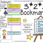 3*2*1 Reading Bookmarks!