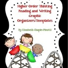 33 Common Core Higher Order Thinking Writing Graphic Organ