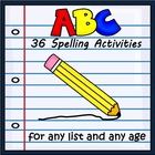 36 Engaging Spelling Activities for Any List
