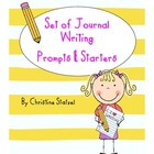 36 Journal Writing Prompts & Starters