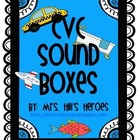 37 CVC Sound Boxes- Common Core