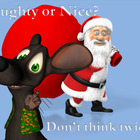 3D TWINZ: Customer Appreciation Special! AJ Mouse Naughty or Nice