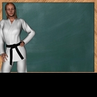 3D TWINZ: Jill Karate Presents