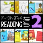 3rd-5th Grade Guided Reading Unit 2 {Aligned to Common Core}