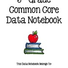 3rd Grade Common Core Data Notebook
