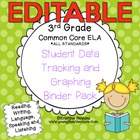 3rd Grade Common Core: ELA Literacy *ALL STANDARDS* {Stude