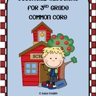 3rd Grade Common Core Essential Questions