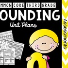 3rd Grade Common Core Math -ROUNDING-8 Days of Lesson Plans