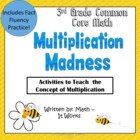 3rd Grade Common Core Multiplication