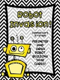 3rd Grade Common Core-Perimeter and Area Robot Designer Cr