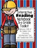 3rd Grade Common Core: Tools for Interactive Reading Noteb