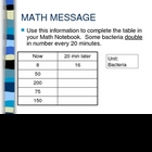 3rd Grade Everyday Math Lesson 2.3