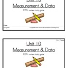 3rd Grade Everyday Math: Unit 10 Measurement &amp;Data Review 
