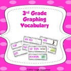3rd Grade Graphing Vocabulary