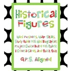 3rd Grade Historical Figures Posters, Projects, Map Skills