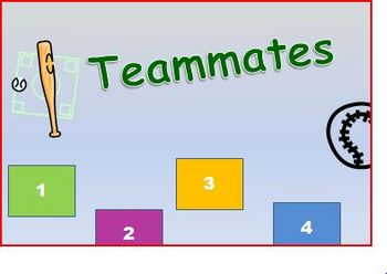 3rd Grade Imagine It: Teammates Teaching Pack