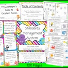 3rd Grade Math Common Core Standards Management System!