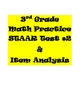 3rd Grade Math Practice STAAR Test #2