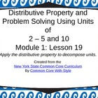 3rd Grade NYS Common Core Math Module 1 Lesson 19