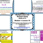 3rd Grade NYS Common Core Math Module 1 Lessons 14 - 17