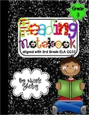 3rd Grade Reading Interactive Notebook (aligned with the C