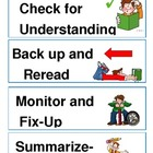 3rd Grade Reading Strategy Cards