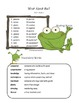 3rd Grade Reading Street 2013 CC Word Lists, Units 1-6