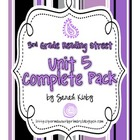 3rd Grade Reading Street - Unit 5 Complete Pack