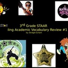 3rd Grade STAAR Vocabulary Review
