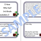 3rd Grade Vocabulary Game 2