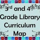 3rd/4th Grade Library Curriculum Maps &amp; Common Core Standa