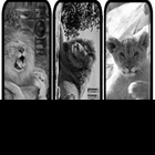 4 Fun Lion Bookmarks