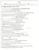 4 Worksheet Ecology Puzzle Set with Answer Keys