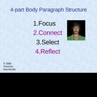 4-part Paragraph Structure