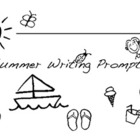 40 Summer Writing Prompts