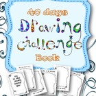 40 days drawing challenge book