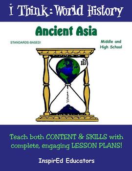 4103 Ancient Asia - COMPLETE UNIT