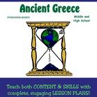 4104 Ancient Greece - COMPLETE UNIT