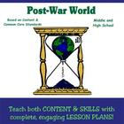 4119 The Post War World - COMPLETE UNIT