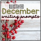 44 December Writing Journal Prompts