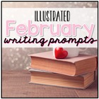February Writing Prompts - February Journal Prompts
