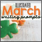 44 March Writing Journal Prompts