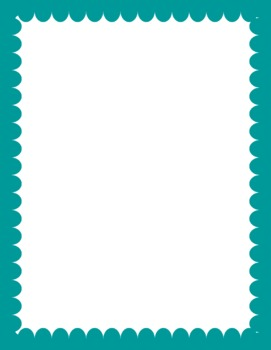 46 Scalloped Page Borders
